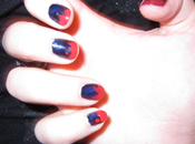 [Nail art] Blood nails