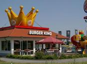 Burger King faim veut manger Quick