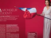 BUZZ Ségolène Royal revisite Eugène Delacroix