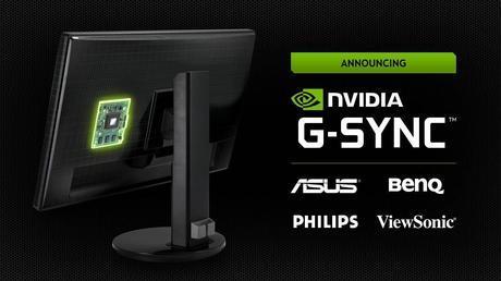 NVidia présente la technologie G-Sync pour le plus grand plaisir des joueurs