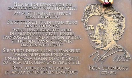 Rosa Luxemburg, des