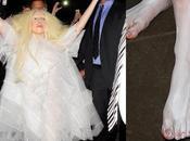 PHOTOS Avec Lady Gaga c'est déjà Halloween