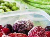 FRUITS LÉGUMES SURGELÉS plus nutritifs ceux réfrigérés