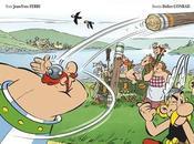 Astérix chez Pictes, Jean-Yves Ferri Didier Conrad