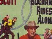 L'Aventurier Texas Buchanan Rides Alone, Budd Boetticher (1958)