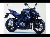 EICMA milan 2013: nouvelles Kawasaki Z1000