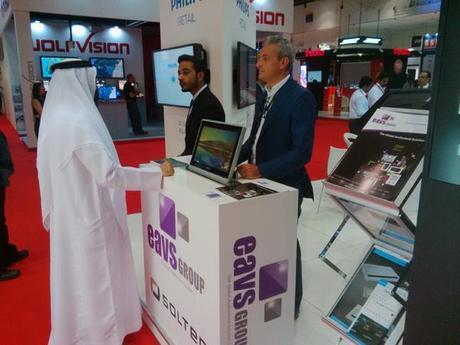 IMG 00000103 Retour sur lInfoComm de Dubaï en images...