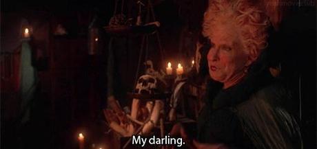 witch my darling