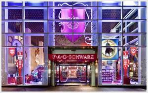 Des magasins très cool