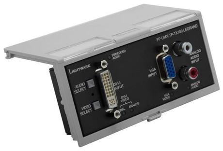 dlp floor UMX : la solution universelle par LIGHTWARE