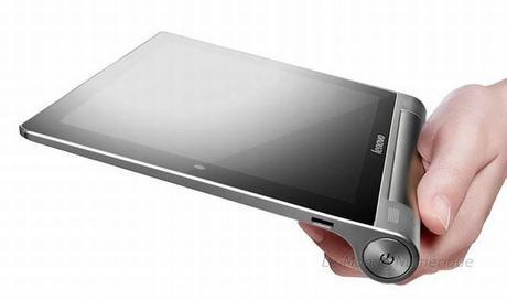Nouvelle tablette originale chez Lenovo, Yoga Tablet