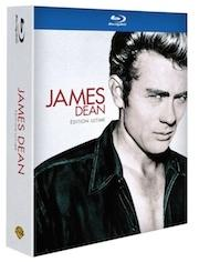 coffret bluray james dean James Dean – Edition Ultime en Blu ray