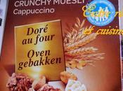 Muffins Muesli Cappuccino