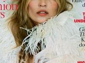 shooting John Galliano pour Vogue Décembre signe t'il retour
