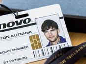 Ashton Kutcher nouveau product engineer Lenovo