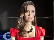 Arrow, saison grands développements venir entre Isabel Rochev Oliver