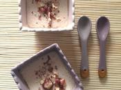 Crèmes dessert 100% végétales Dattes Noisettes variantes)