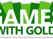 Games With Gold deux jeux gratuits novembre Xbox Live