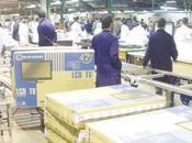 industries électrodomestiques: L'Eniem l'Enie signent convention