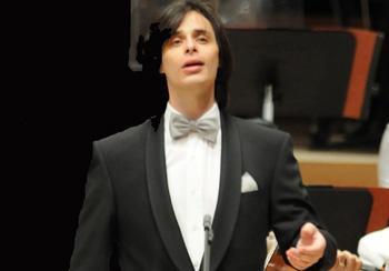 Une visite à l'Opéra d'Erevan en Arménie, des récitals de Jean-Michel Richer et Yuri Gorodetski et L'Étoile de Chabrier par l'Opéra bouffe du Québec