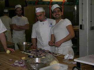 Bryan Boclet, un boulanger pressé...