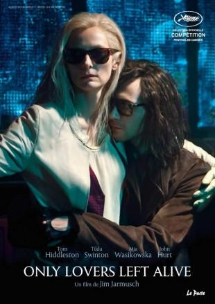 [News] Only Lovers Left Alive : bande-annonce du nouveau film de Jim Jarmush !