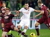 Serie l'AS Rome lâche premiers points