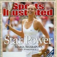 Ces prodiges du sport en une de magazine