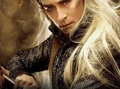 """Nouvelle affiche personnages s'affichent pour Hobbit: Désolation Smaug""""."""