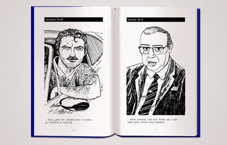 Livres relatant des histoires de pères, Laurene Boglio