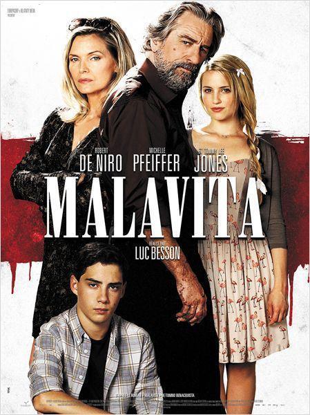 Cinéma : Malavita (The family)