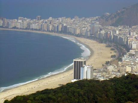 copacabana-Brésil