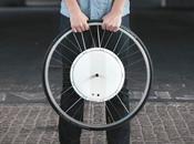 FlyKly Smart Wheel: roue rend votre vélo électrique