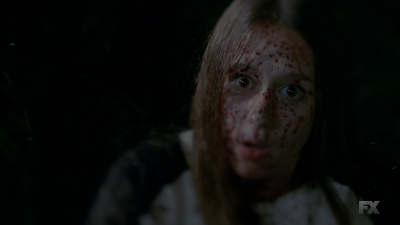 Les critiques // American Horror Story : Saison 3. Episode 5. Burn, Witch. Burn!.