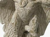 magnifique sculpture romaine découverte archéologues Londres