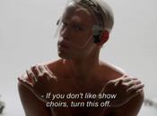 Critiques Séries Glee. Saison Episode Katy Gaga.