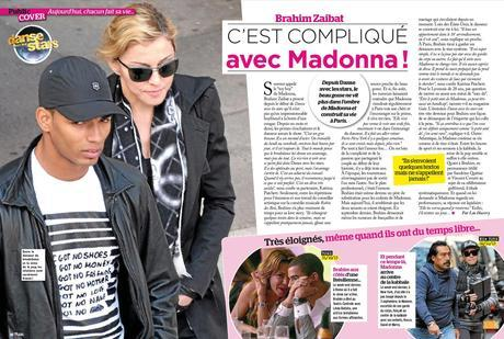 #DALS4 Brahim et Madonna, loin des yeux, loin du coeur (Public)