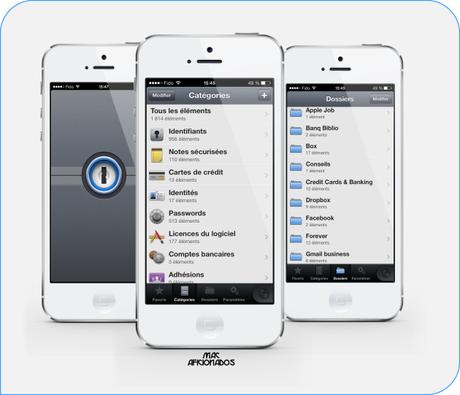 1Password iOS 7