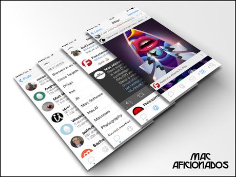 Tweetbot iPhone 5s iOS 7