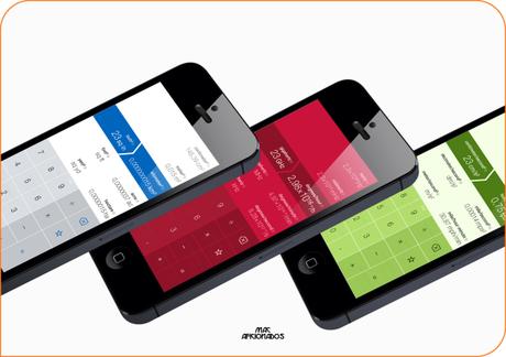Vert convertisseur iOS 7