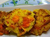 Rostis lardons mimolette (galettes pommes terre)