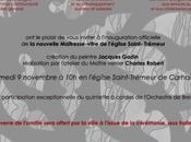 Vitrail l'église -Saint Trémeur- Carhaix oeuvre Jacques GODIN Charles ROBERT