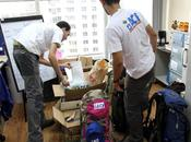 Préparation l'envoi d'une seconde équipe Tacloban, Notre pouvoir être totale autonomie