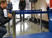 squats pour prendre métro Moscou