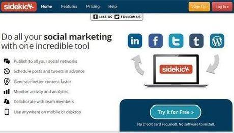 Les outils pour publier vos posts