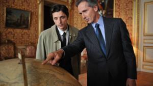 Quai d'Orsay : déclaré admissible