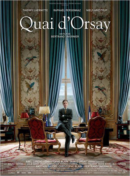 Quai d'Orsay affiche