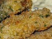 Bâtonnets poisson pané sauce tartare citronnée