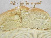 Pide (pain turc) recette pour