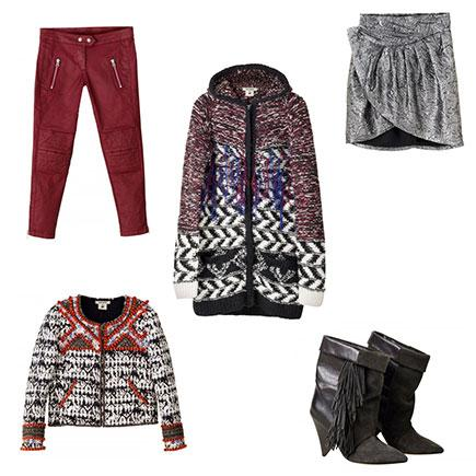 Collection Isabel Marant et H&M